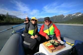 Girdwood rafting tours chugach adventures