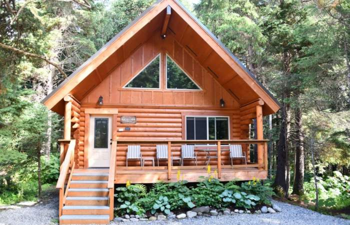 Girdwood cabin vacation rentals
