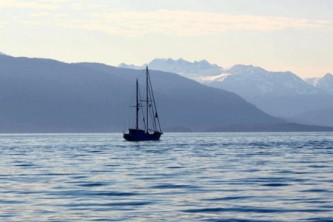 Glacier bay national park sailing private yacht charters Paddle Boarding Lynn
