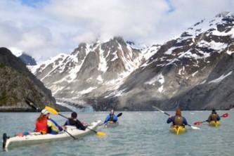 Glacier bay national park sea kayaking East Arm1