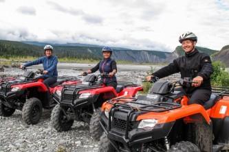 Glacier view jeep atv tours