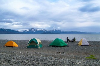 Homer rv parks campgrounds Alaska Channel