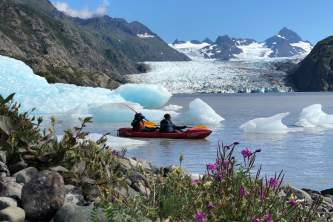 Homer sea kayaking