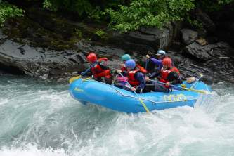 Hope rafting tours DSC00389