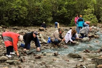 Juneau gold panning tours Alaska Travel Adventures