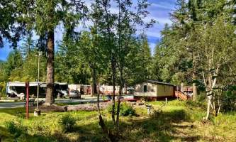 Juneau camping Property