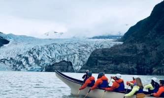 Juneau glacier tours
