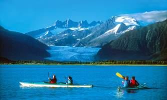 Juneau sea kayaking tours Alaska Travel Adventures
