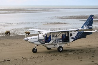 Kenai soldotna flightseeing Alaska Channel