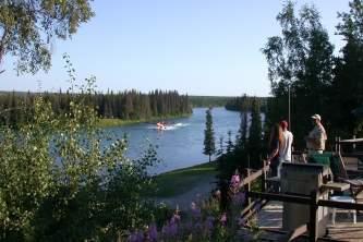 Kenai soldotna fishing lodges great alaska adventure lodges