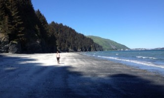 Kodiak rv parks campgrounds Buskin State Recreation Site Beach
