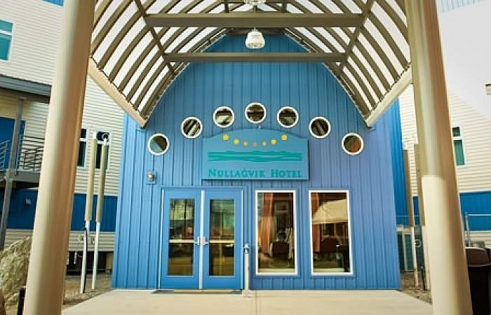 Kotzebue where to stay nullagvik Nullagvik Front Entry 4x6 300