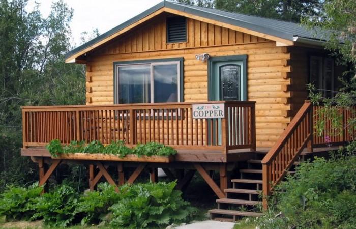 Mccarthy kennicott cabin vacation rentals