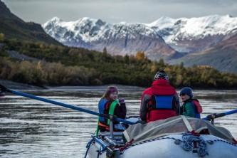 Mccarthy kennicott rafting tours