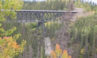 Mccarthy kennicott Alaska Channel