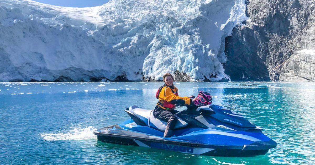 Prince William Sound & Copper Basin Jet Ski Tours | ALASKA.ORG