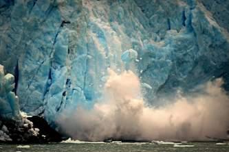 Prince william sound prince william sound calving glacier Kelly Leavitt