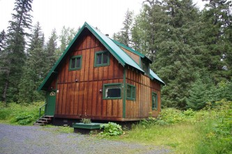 Seward bed breakfasts abode well cabins