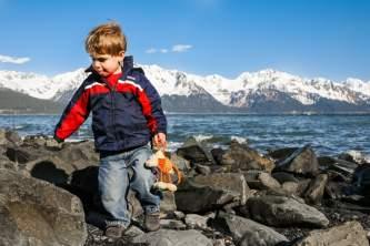 Seward parks trails Alaska Channel