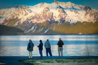 Seward rv parks campgrounds Alaska Channel