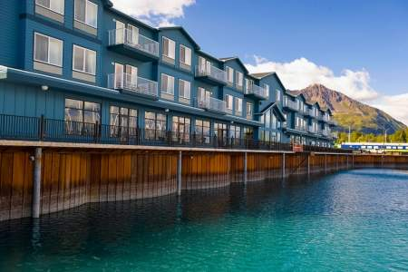 Seward hotels lodges Alaska Channel
