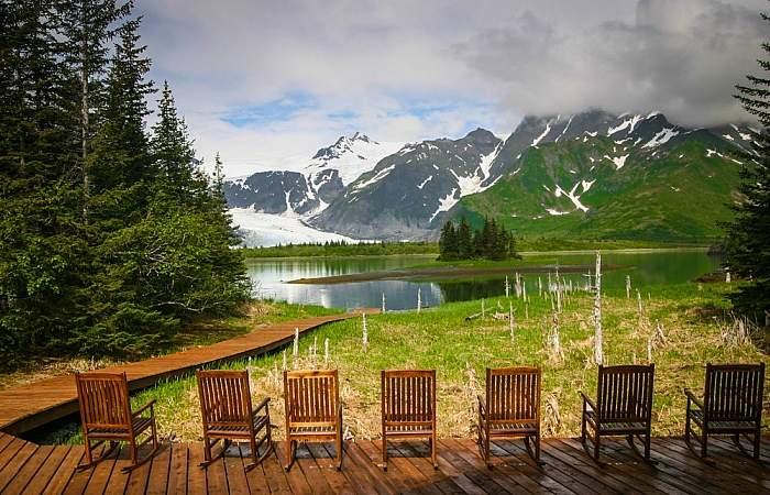 Seward wilderness lodges