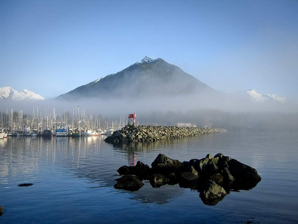 Sitka alaska Alaska Channel