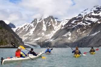 Skagway sea kayaking East Arm1