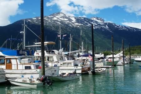 Skagway alaska harbor