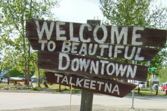 Talkeetna main