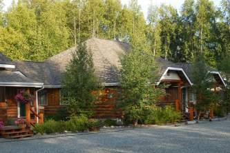 Talkeetna cabin vacation rentals