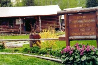 Whittier historic park site