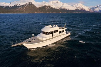 Whittier sailing private yachts