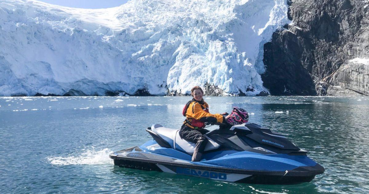 Whittier Jet Ski Tours | Skim Across Alaska's Glacial ...