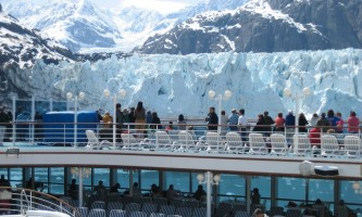 Cruise Only or Cruise Tour Cruise Ship Margerie Glacier o1648q
