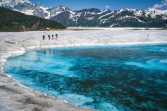 Glacier Hike 12 obr62l