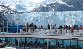 Cruise Only or Cruise Tour Cruise Ship Margerie Glacier o1648q