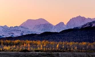 Alaska in september CF027449 HDR