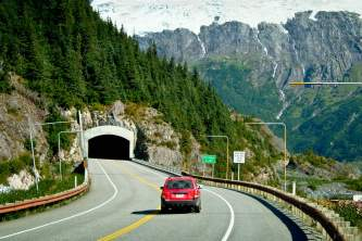 Anchorage to Whittier Whittier Tunnel RSK 001 o1644l