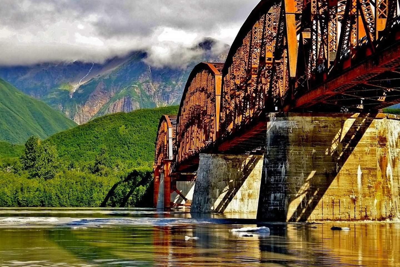 Alaska million dollar bridge tom nothstine bridges