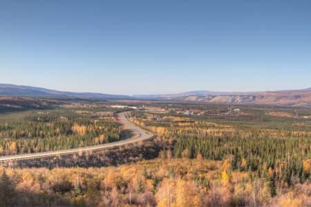 Denali National Park to Fairbanks (Parks Hwy 3)