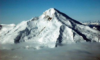 Alaska mountain experiences Mt Iliamna