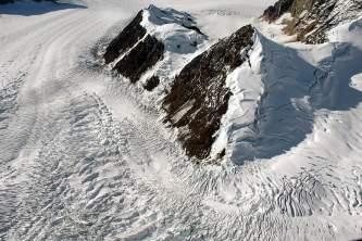 Alaska mountain experiences Ice Fall