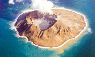 Alaska volcanoe directory Kasatochi
