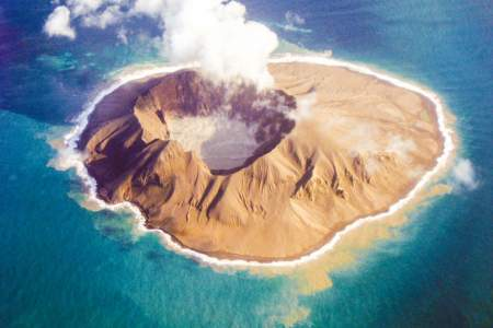 Alaska Volcanoes Directory