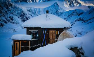 Road accessible alaska public use cabins credit Get Outside Photography 201608 F59 A6837 Get Outside Photography don sheldon mountain house