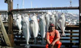 Alaska species fish Last Frontier Adventures Supplied 001 Alaska Channel