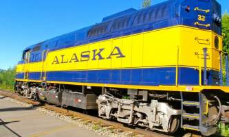 Alaska railroad audio guide The Hurricane Turn1