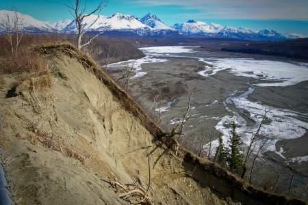 Matanuska River Erosion