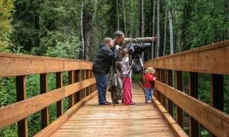 Alaska WEDGEWOODRESORT ID13562 sanctuary 5 Wedgewood Wildlife Sanctuary
